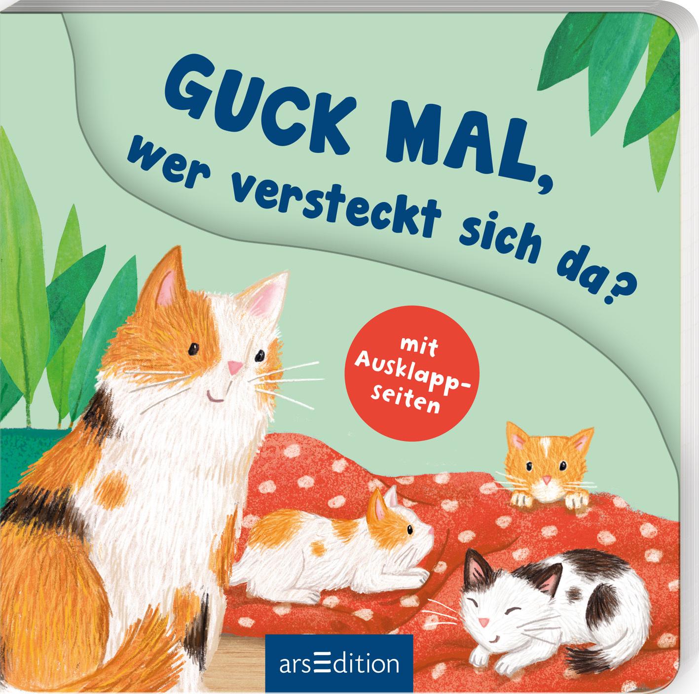 »GUCK MAL, WER VERSTECKT SICH DA« - ARS EDITION