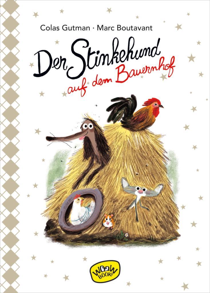 »DER STINKEHUND AUF DEM BAUERNHOF (BAND 5)« — WOOW BOOKS