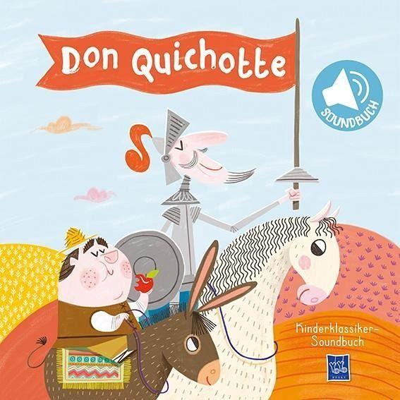 »DON QUICHOTTE« - YO YO BOOKS