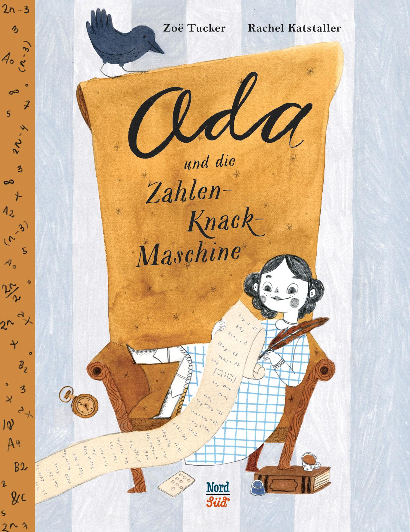 »ADA UND DIE ZAHLEN-KNACK-MASCHINE« - NORDSÜD