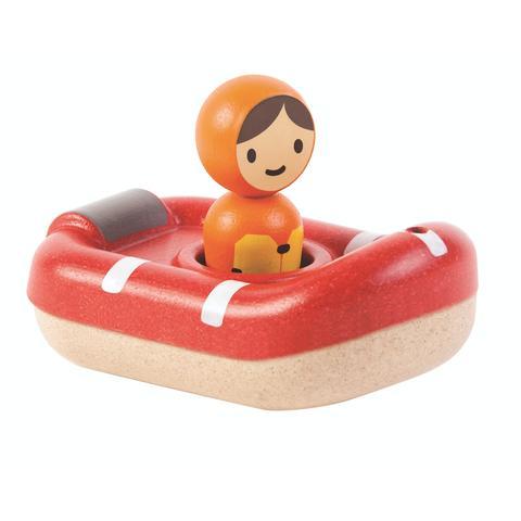 »Rettungsboot Wasserspielzeug« — PLAN TOYS