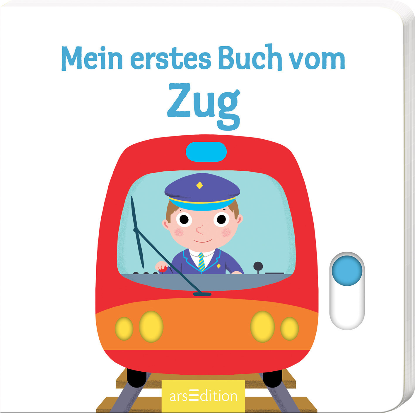 »Mein erstes Buch vom Zug« — Ars Edition