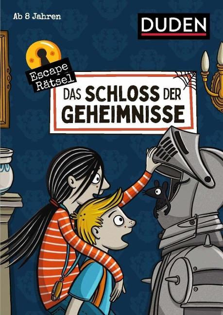 »Escape-Rätsel - Das Schloss der Geheimnisse« — BIBLIOGRAPHISCHES INSTITUT