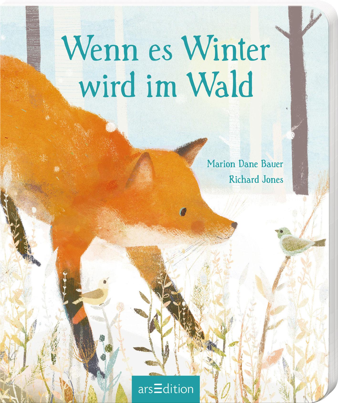 »WENN ES WINTER WIRD IM WALD«  —  ARS EDITION