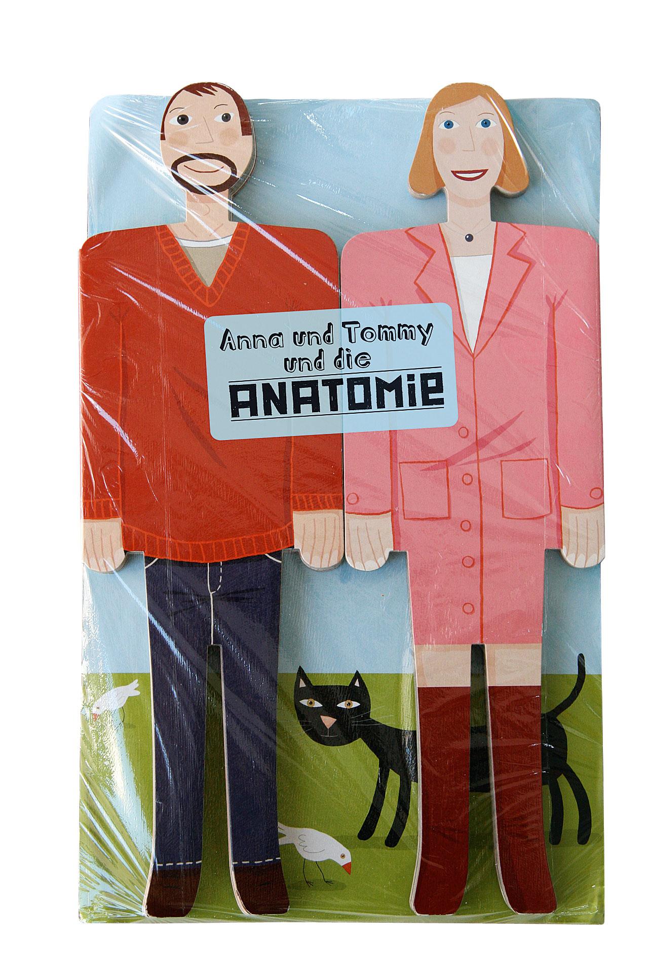 »Anna und Tommy und die Anatomie« — Jacoby & Stuart