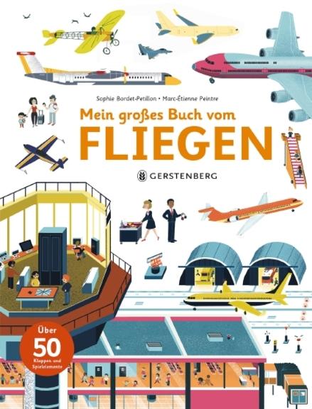 »Mein großes Buch vom Fliegen« — Gerstenberg