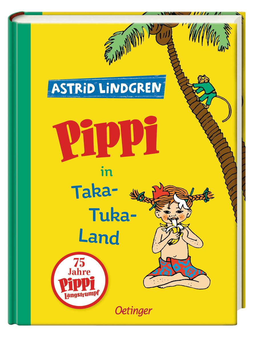 »PIPPI IN TAKA-TUKA-LAND« — OETINGER