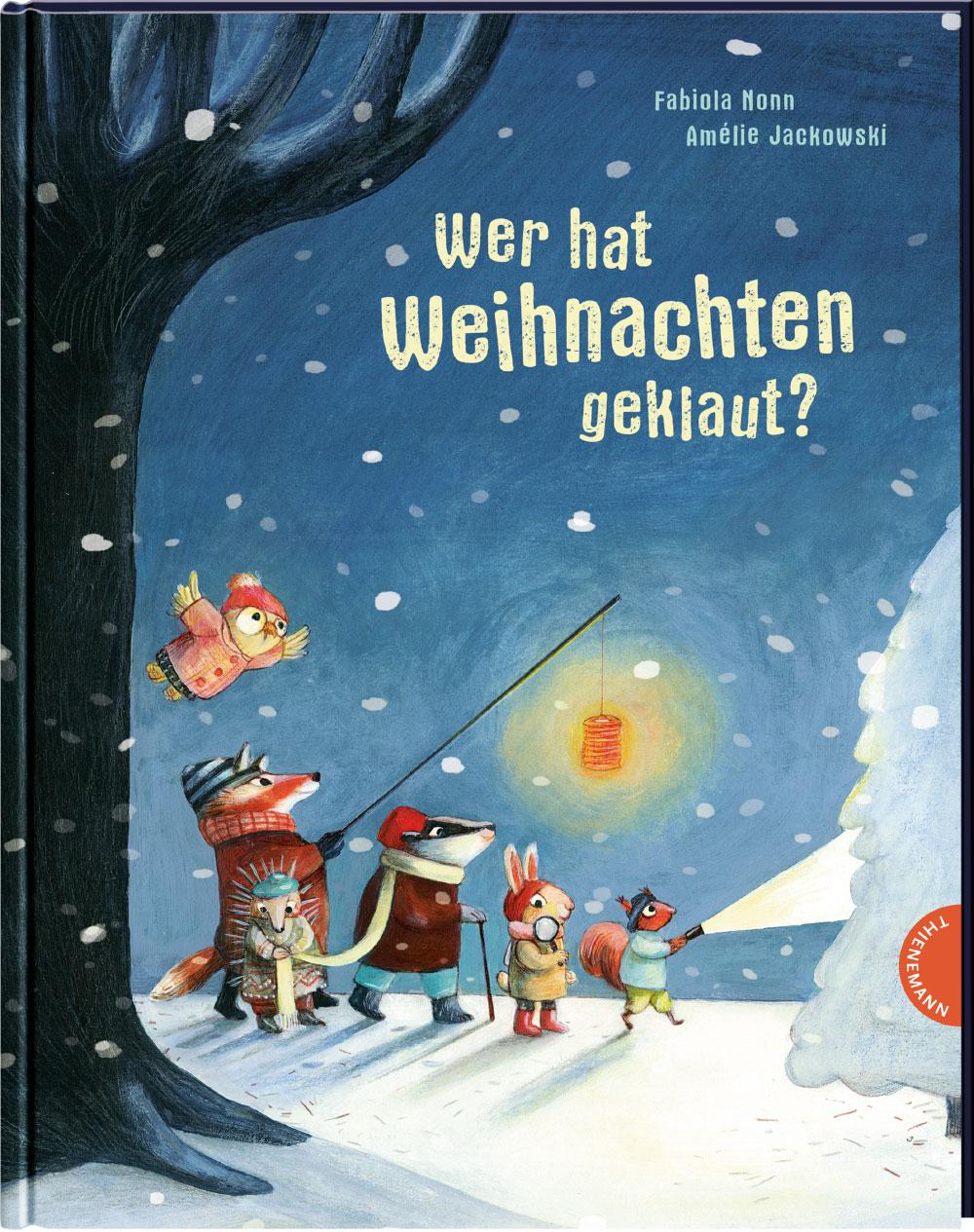 »Wer hat Weihnachten geklaut?« — THIENEMANN