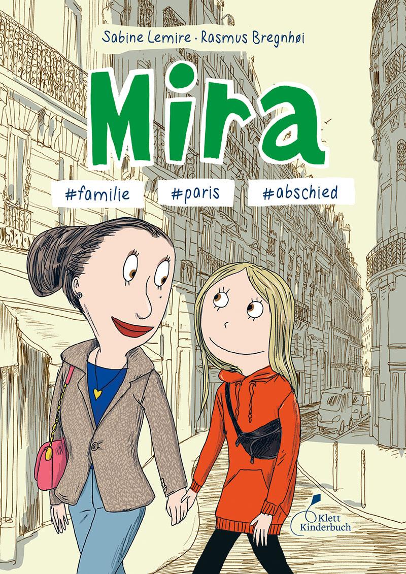 »MIRA #FAMILIE #PARIS #ABSCHIED (BD. 4)« - KLETT KINDERBUCH