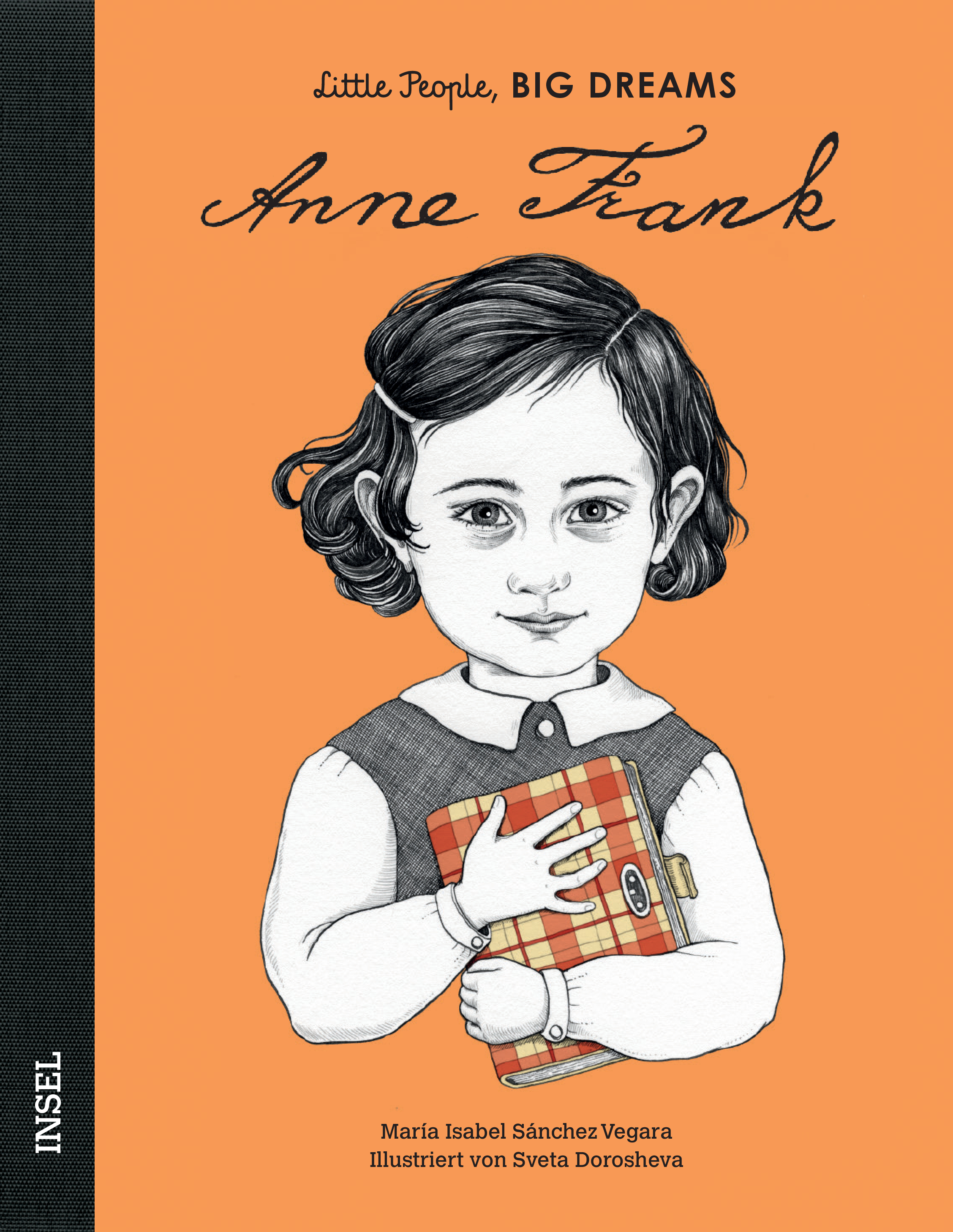 »ANNE FRANK« — INSEL