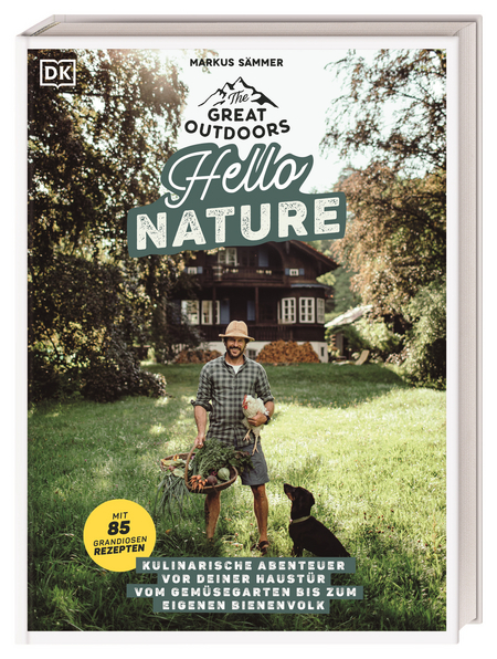 »THE GREAT OUTDOORS - HELLO NATURE« — DORLING KINDERSLEY