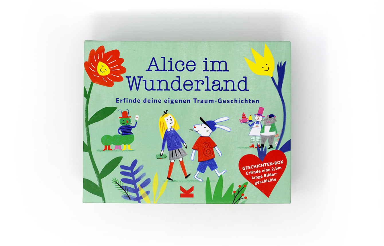 »ALICE IM WUNDERLAND« — LAURENCE KING
