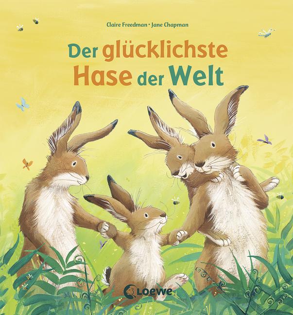 »Der glücklichste Hase der Welt« — Loewe