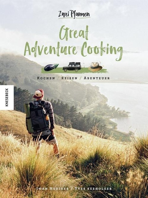 »GREAT ADVENTURE COOKING« - KNESEBECK