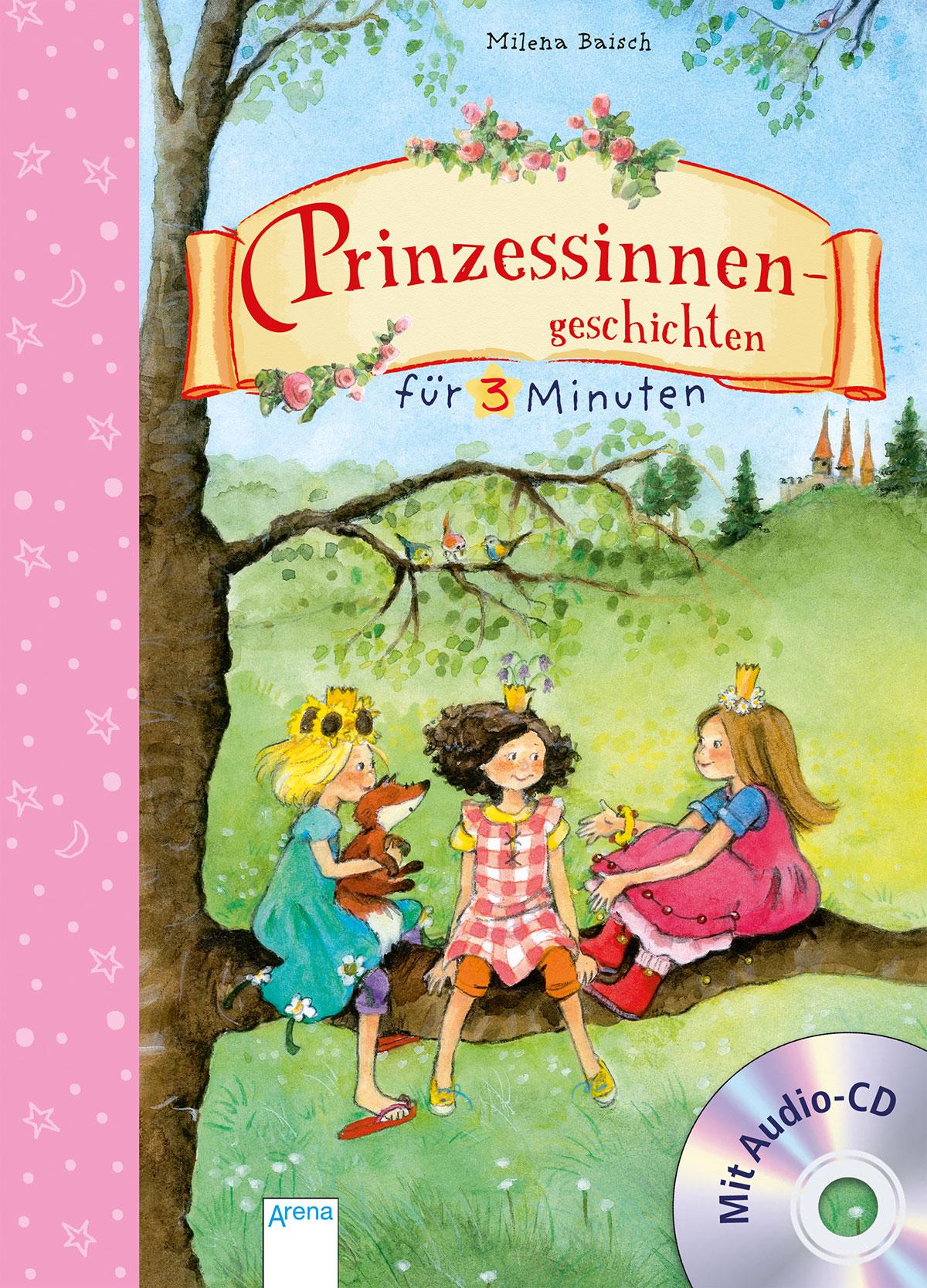 »Prinzessinnengeschichten für 3 Minuten« — Arena