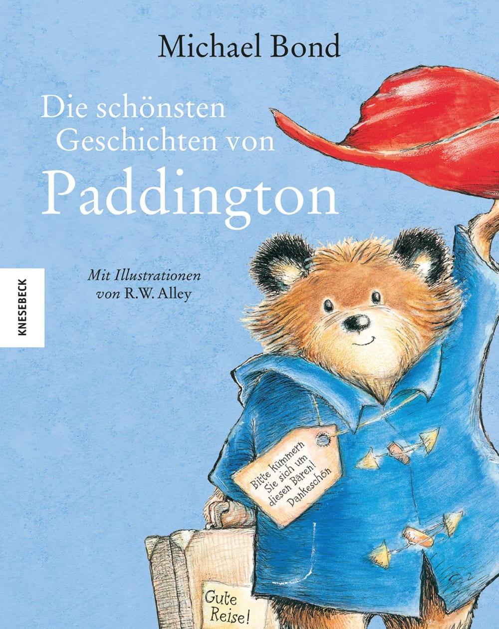 »Die schönsten Geschichten von Paddington« – KNESEBECK