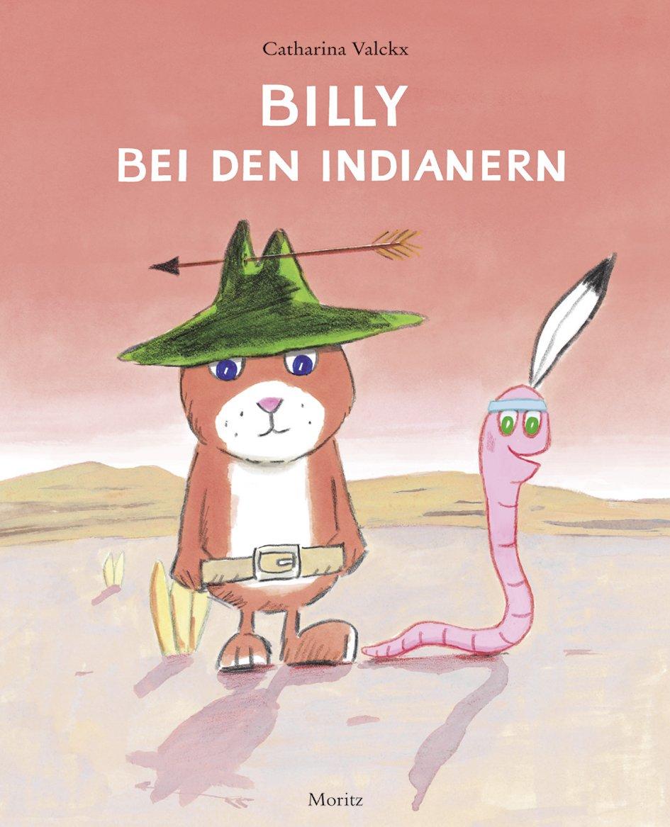 »BILLY BEI DEN INDIANERN«  — MORITZ