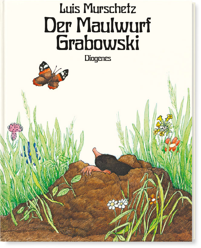»DER MAULWURF GRABWOSKI« - GESTALTEN