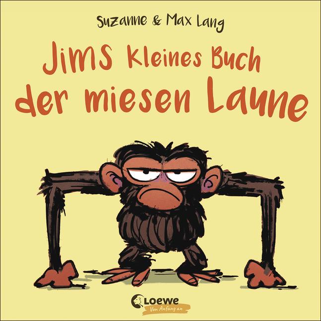 »Jims kleines Buch der miesen Laune«  — LOEWE