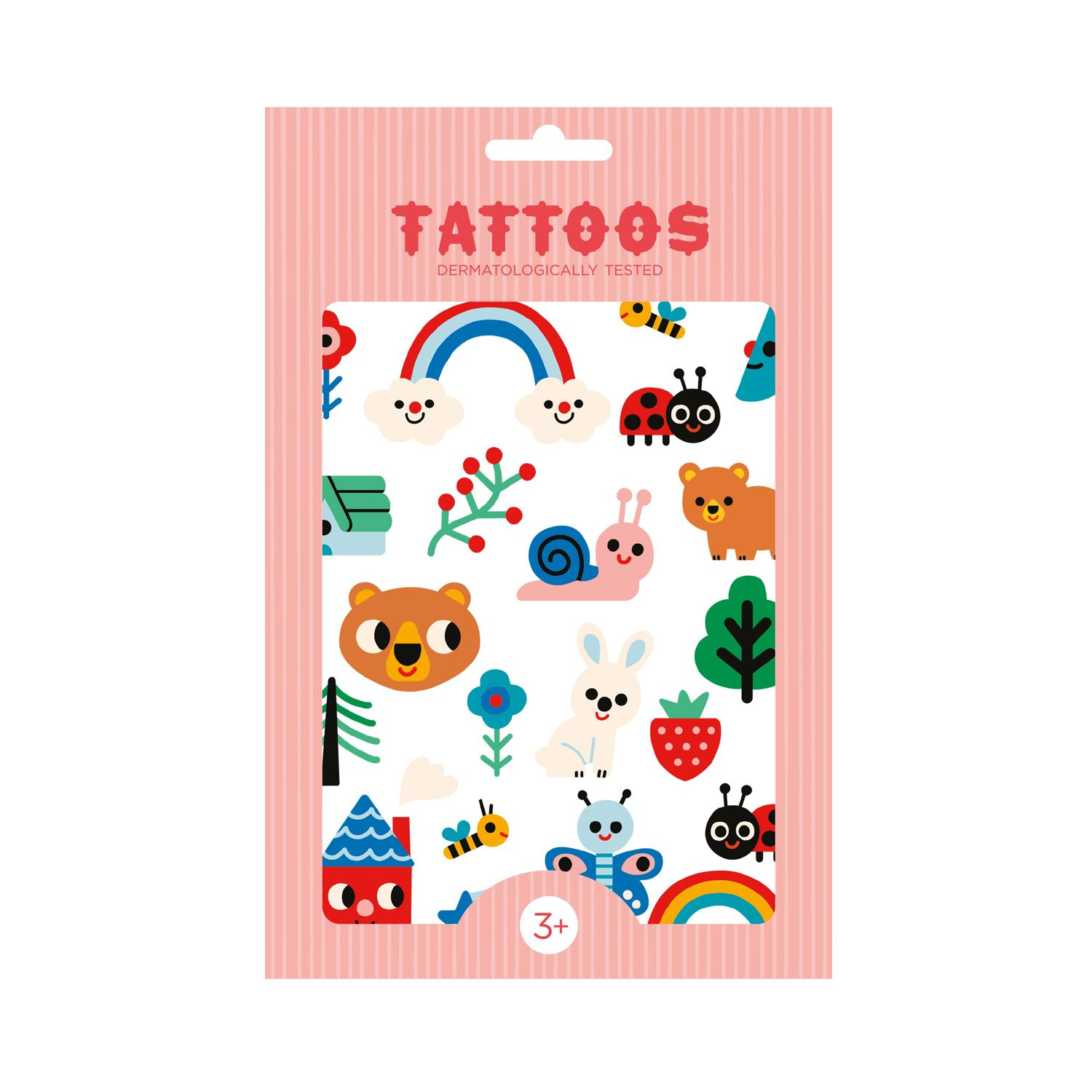 »TATTOOS KLEINE FREUNDE« — PETITE MONKEYS