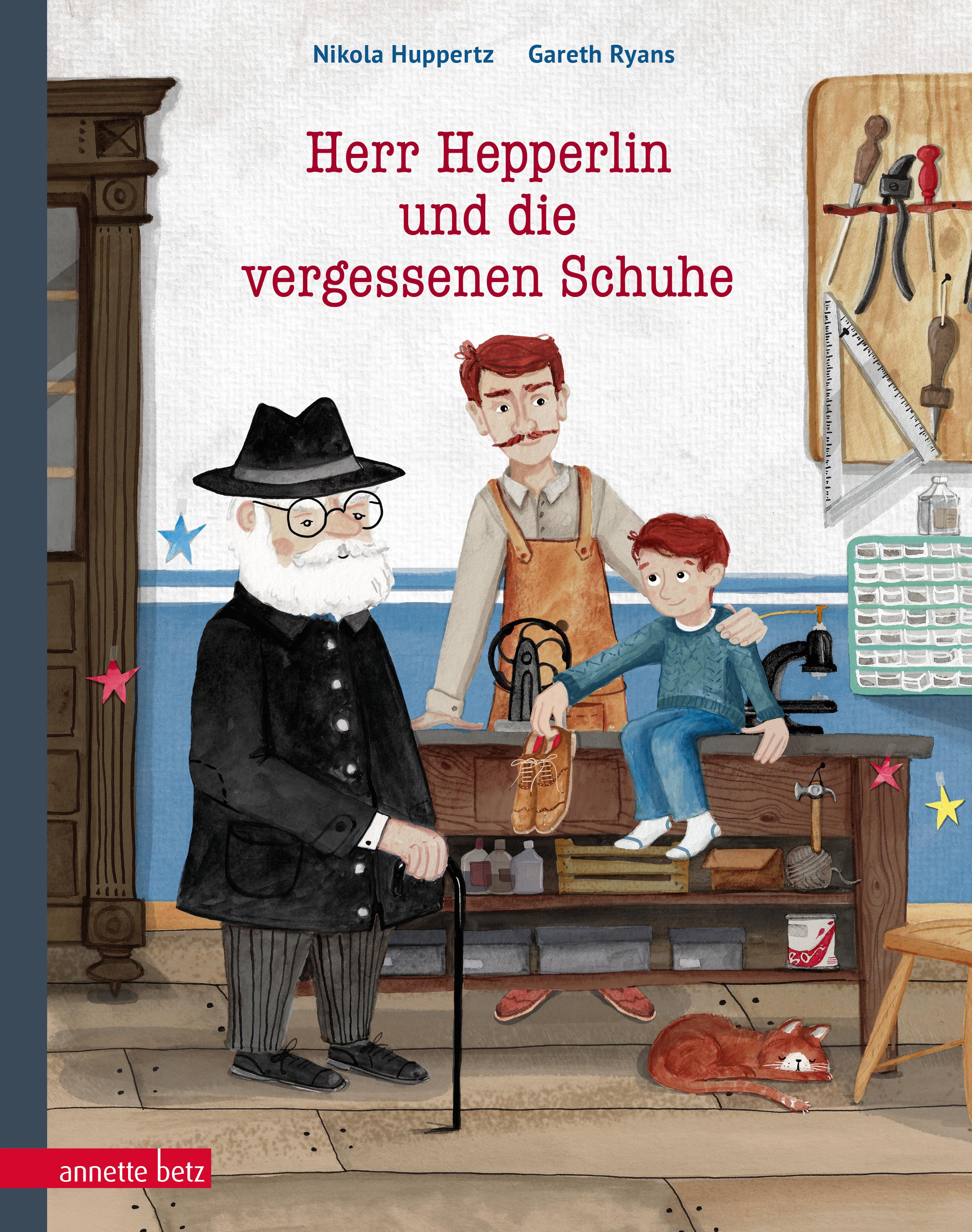 »HERR HEPPERLIN UND DIE VERGESSENEN SCHUHE« — BETZ
