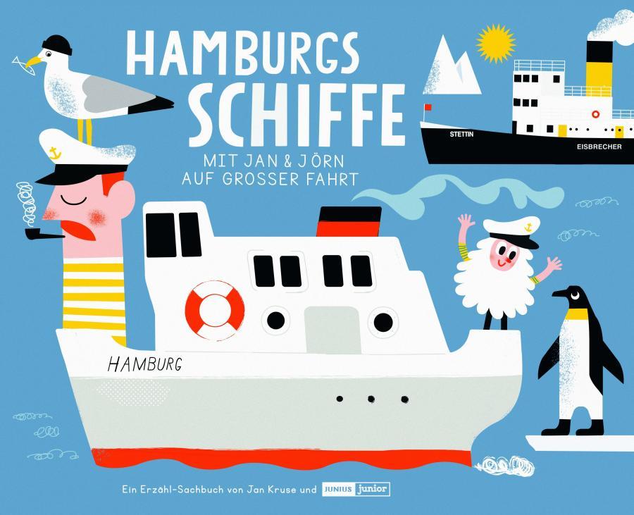 »Hamburgs Schiffe« - Junius