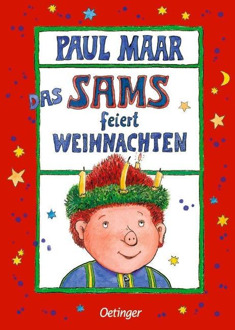 »Das Sams feiert Weihnachten (Band 9)« — OETINGER