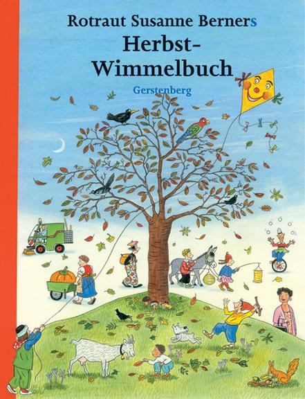 »KLEINES HERBST-WIMMELBUCH« — GERSTENBERG