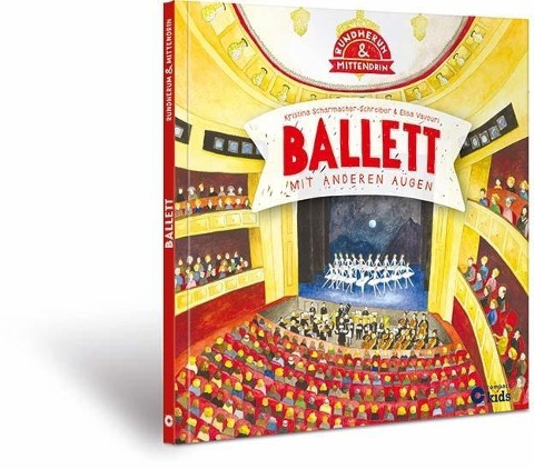 »Ballett mit anderen Augen« - Compact Kids