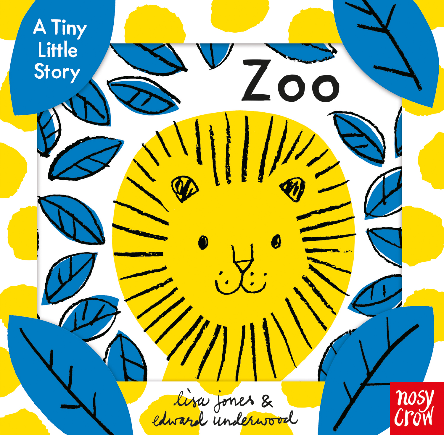 »BABY'S FIRST CLOTH BOOK: ZOO« — NOSY CROW