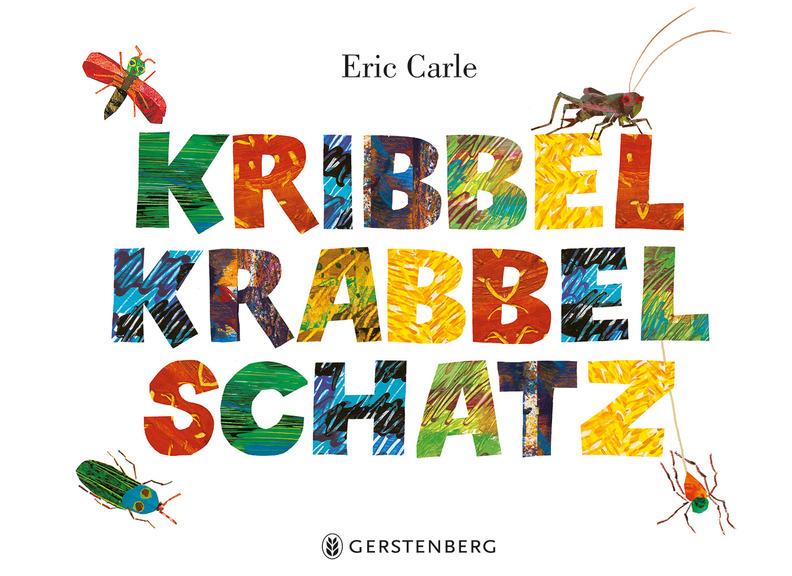»KRIBBELKRABBEL-SCHATZ« — GERSTENBERG