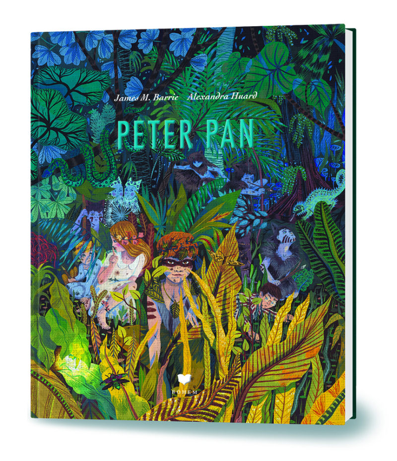 »Peter Pan« — Bohem