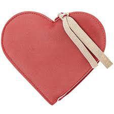 »Portemonnaie rotes Herz« — Rico Design