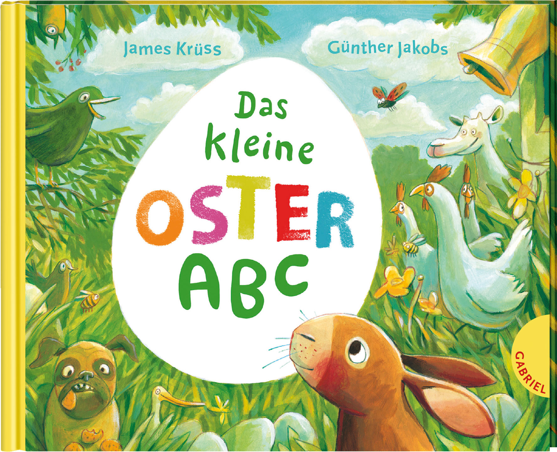 »DAS KLEINE OSTER-ABC« — GABRIEL