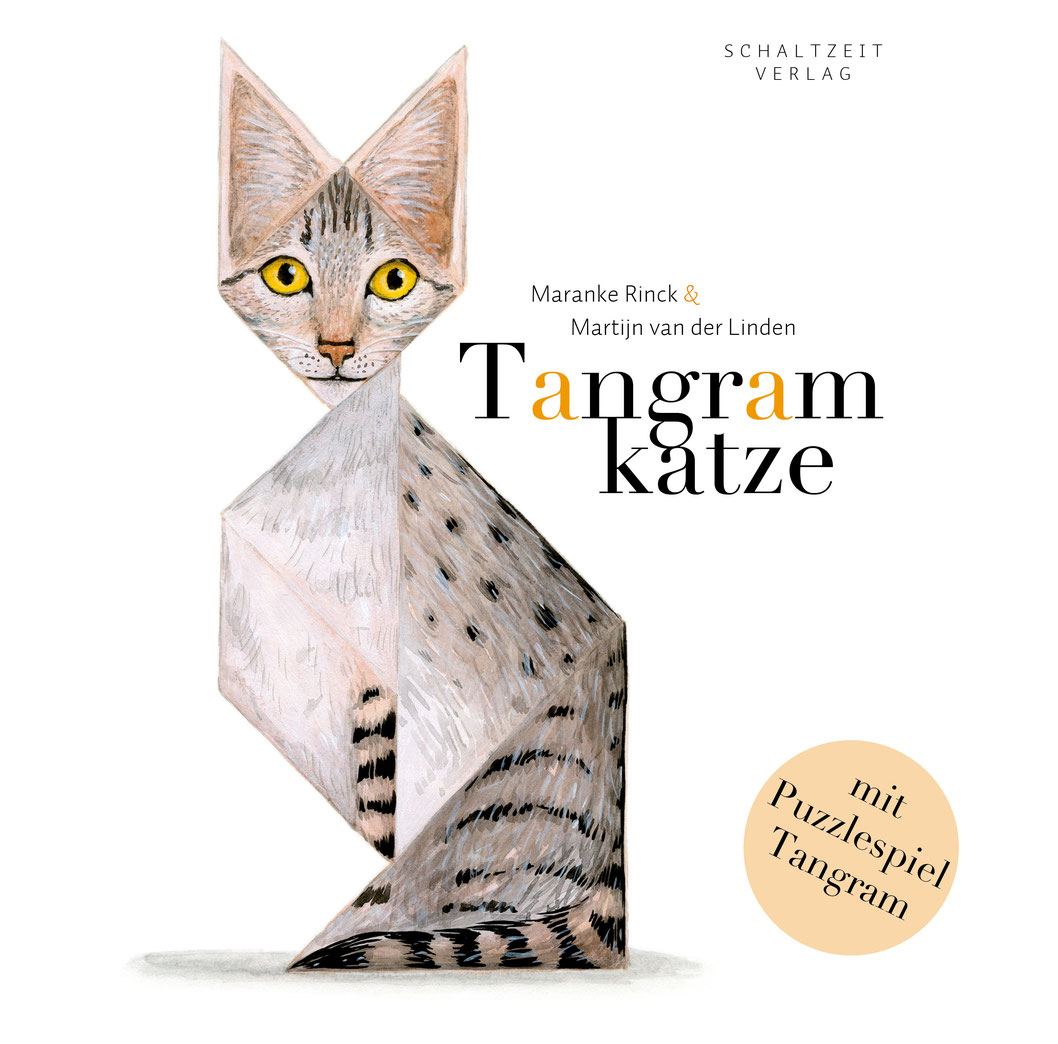 »Tamgram Katze« - Schaltzeit