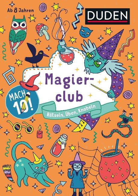 »Mach 10! Magierclub« — BIBLIOGRAPHISCHES INSTITUT