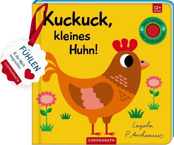 »MEIN FILZ-FÜHLBUCH: KUCKUCK, KLEINES HUHN!« - COPPENRATH