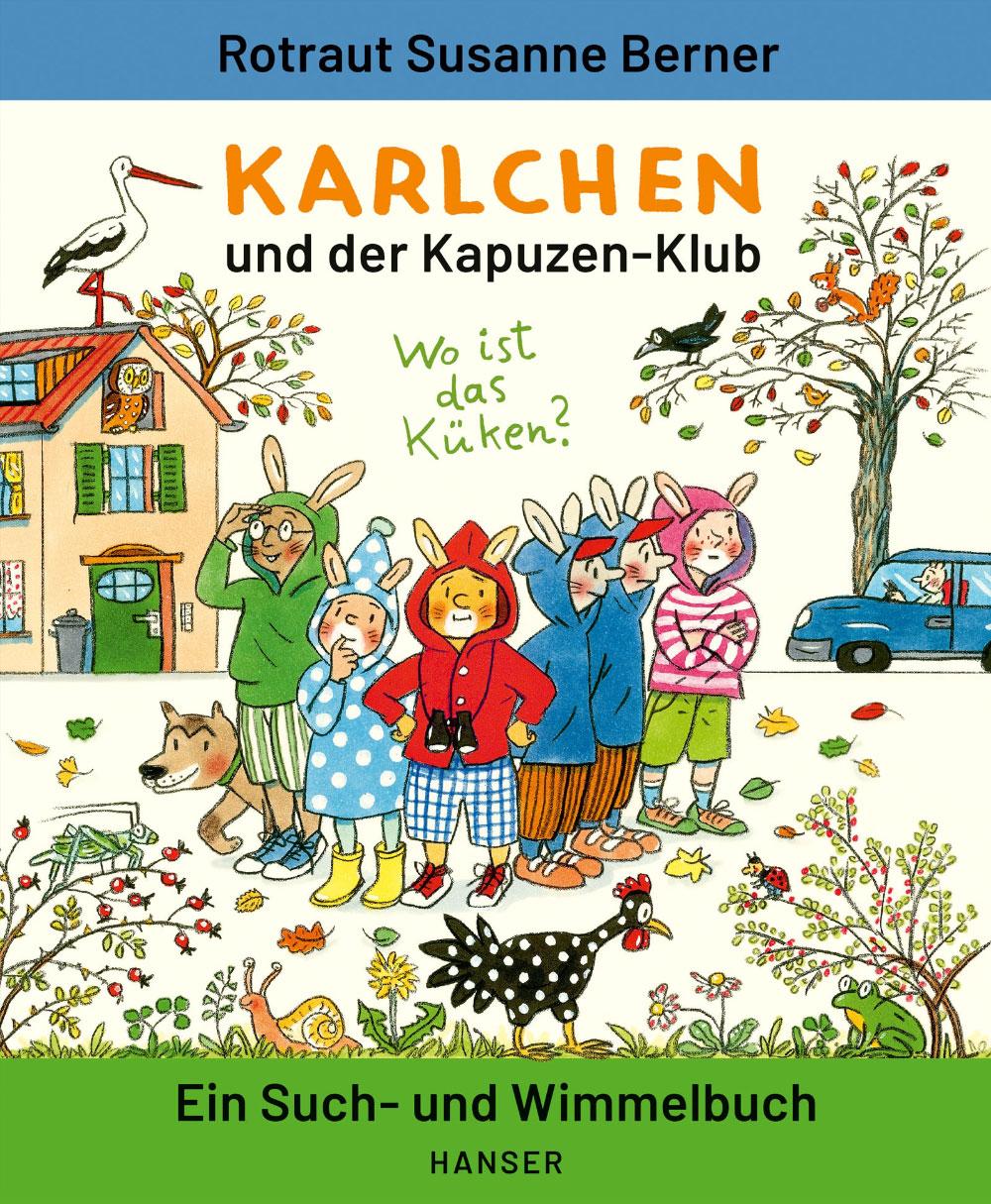 »Karlchen und der Kapuzen-Klub« — HANSER