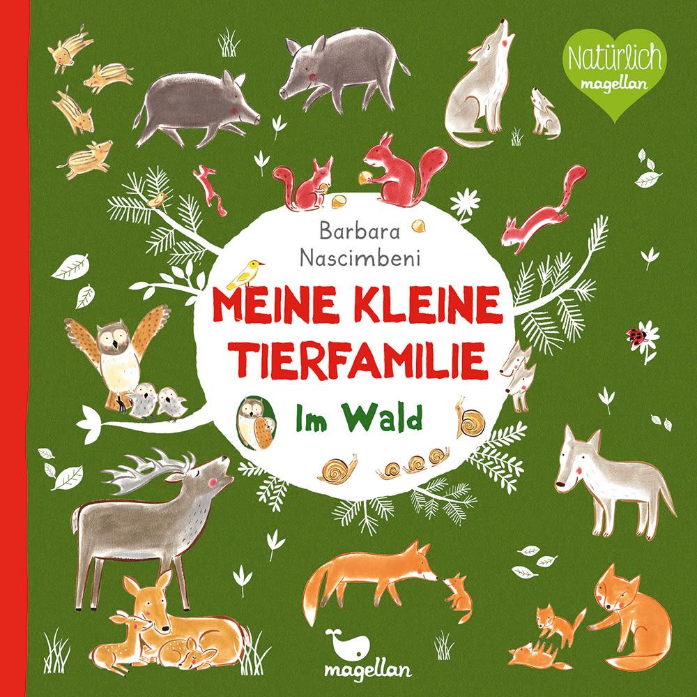 »MEINE KLEINE TIERFAMILIE - IM WALD«  — MAGELLAN