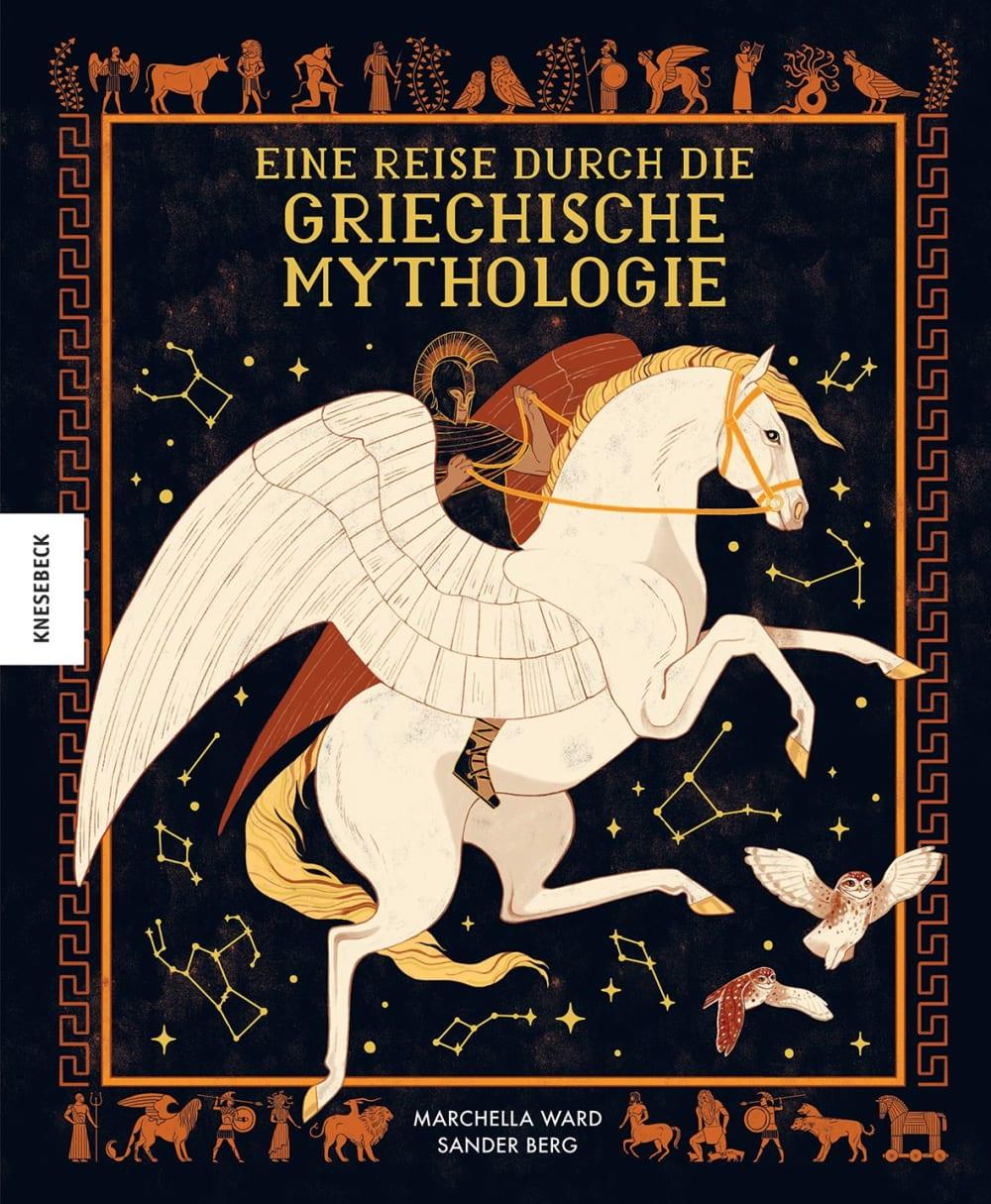 »EINE REISE DURCH DIE GRIECHISCHE MYTHOLOGIE« —KNESEBECK