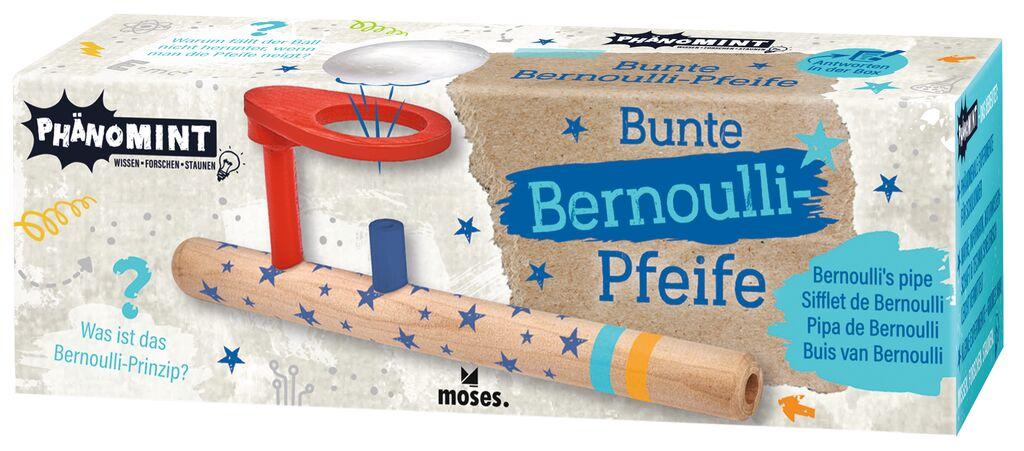 »PhänoMINT Bunte Bernoulli-Pfeife«  — MOSES
