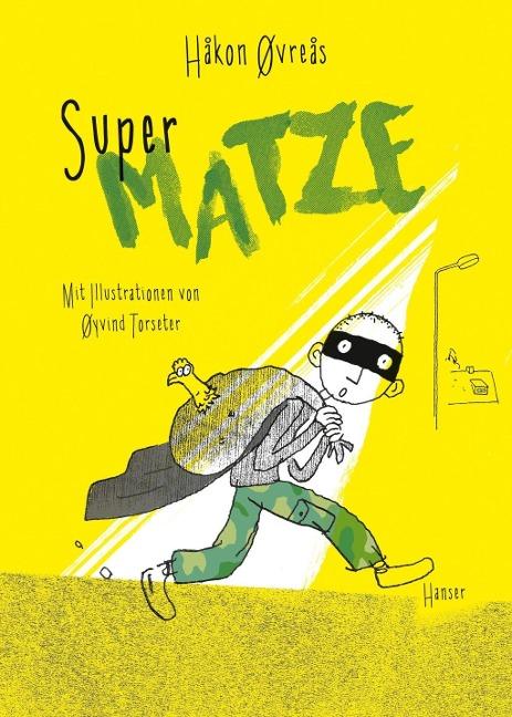 »SUPER-MATZE« — CARL HANSER