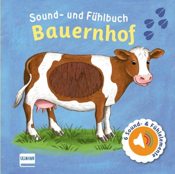 »SOUND- UND FÜHLBUCH: Bauernhof«  —  ULLMANN