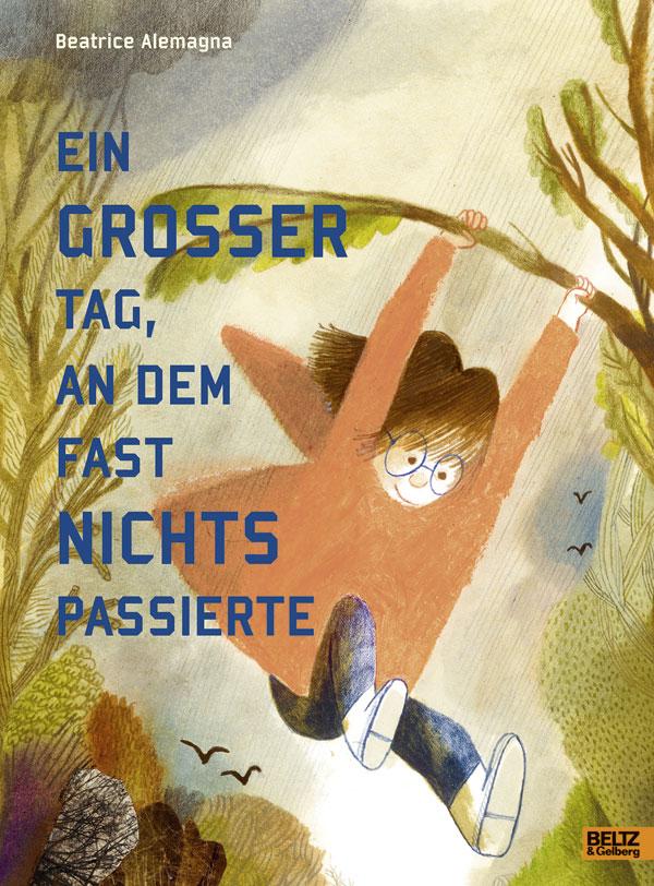 »EIN GROSSER TAG, AN DEM FAST NICHTS PASSIERT IST« — BELTZ & GELBERG