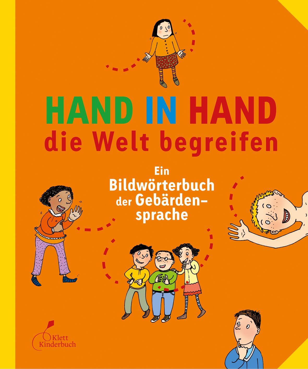 »Hand in Hand die Welt begreifen« - Klett Kinderbuch