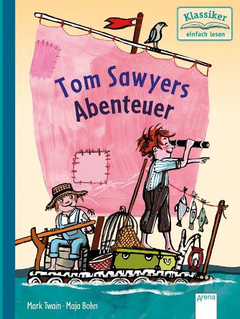 »TOM SAWYERS ABENTEUER« — ARENA