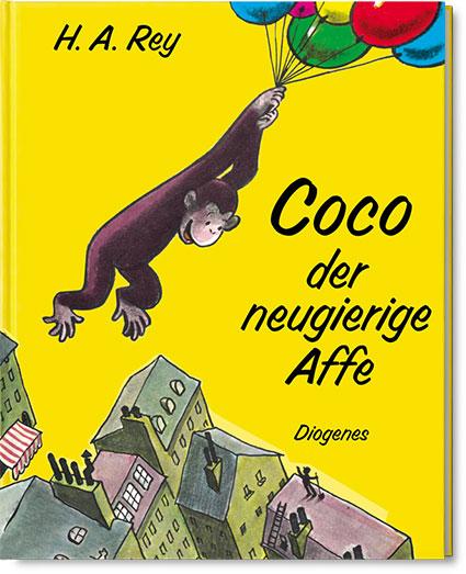 »COCO DER NEUGIERIGE AFFE« - DIOGENES