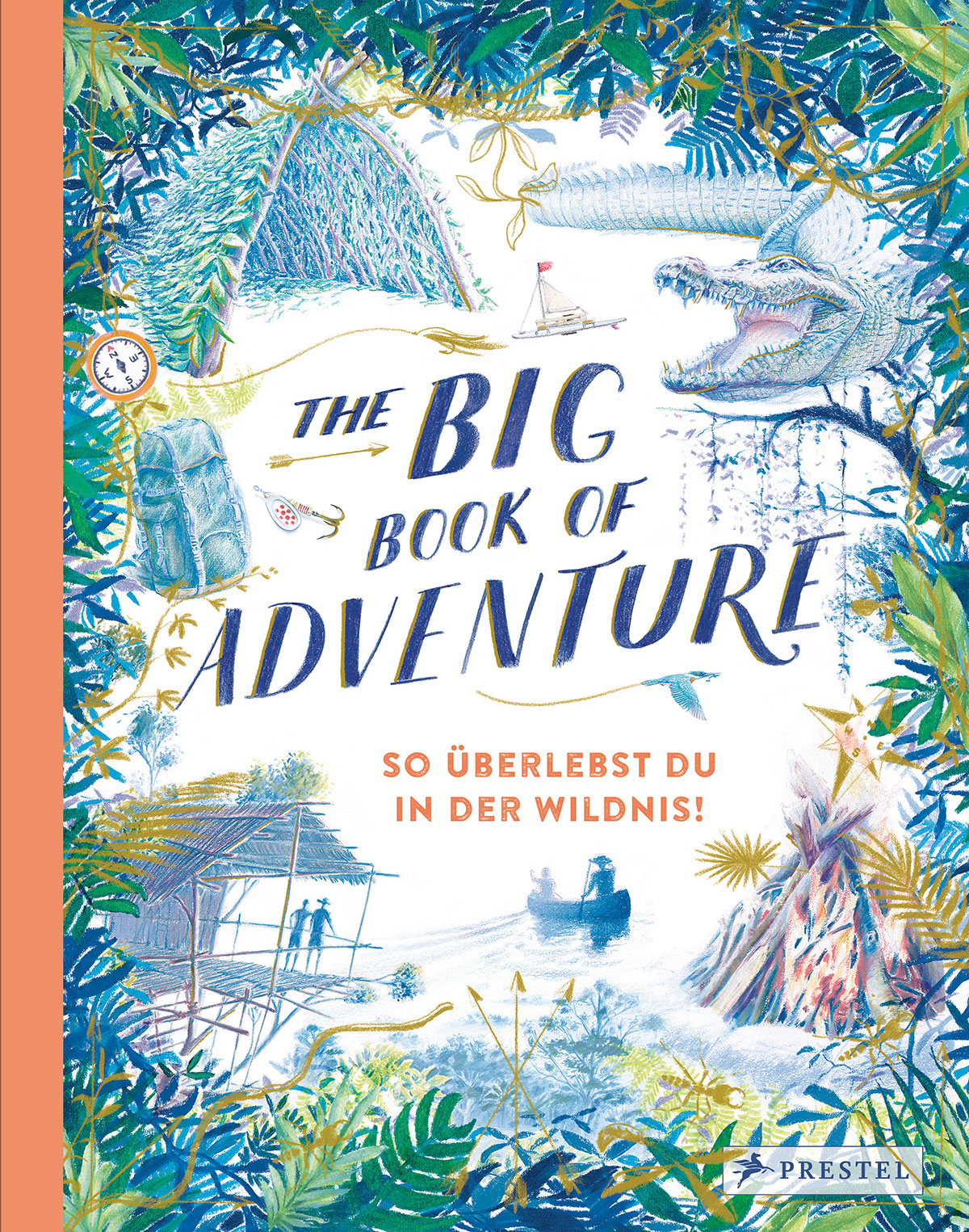 »The big book of adventure« - Prestel