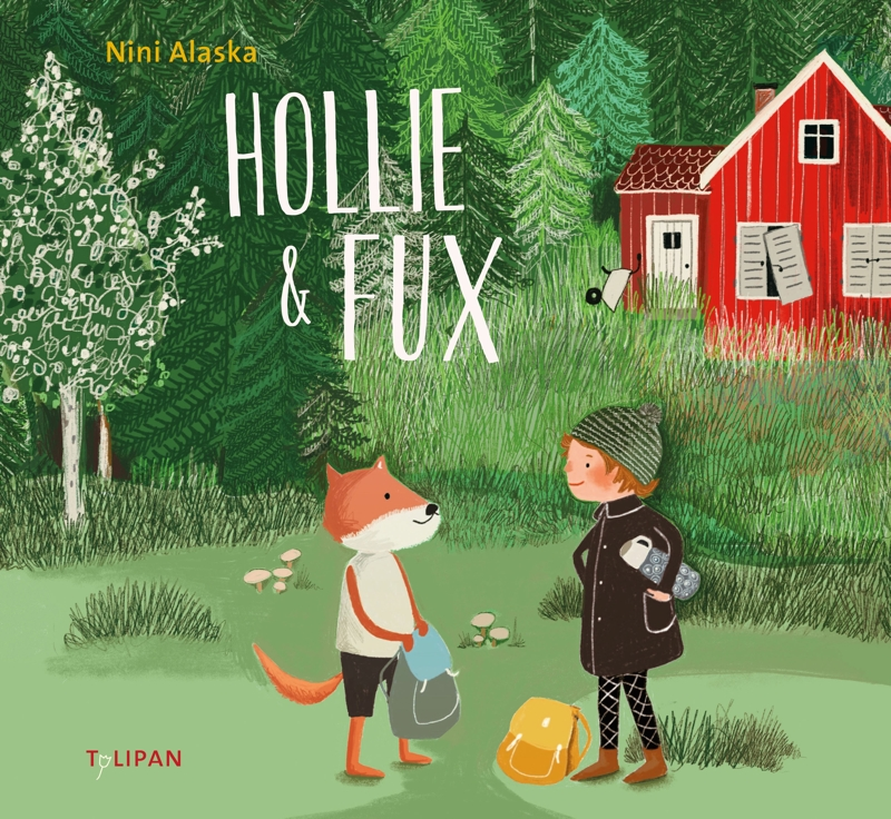 »Hollie&Fux« - Tulipan