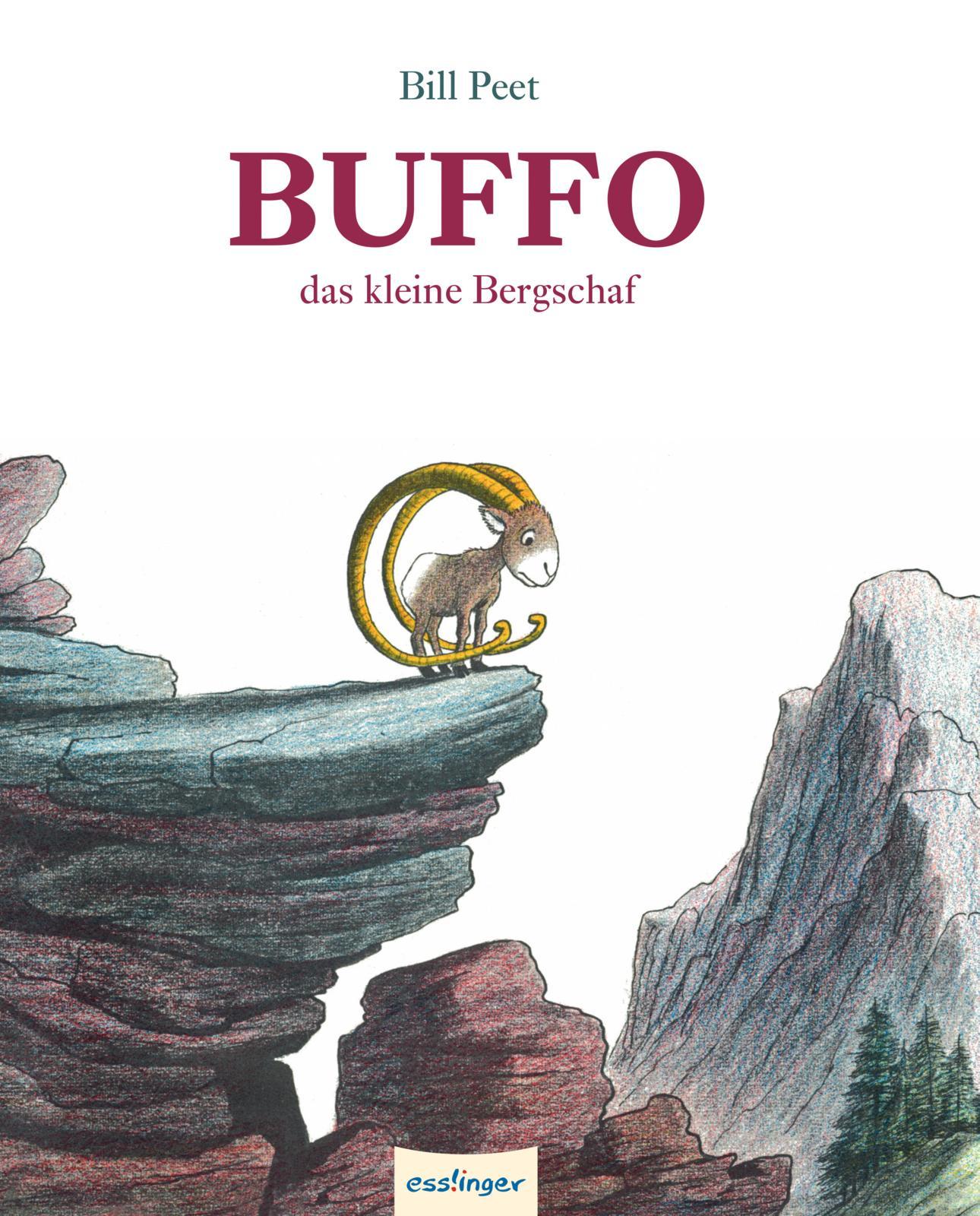 »BUFFO, DAS KLEINE BERGSCHAF«  —  ESSLINGER
